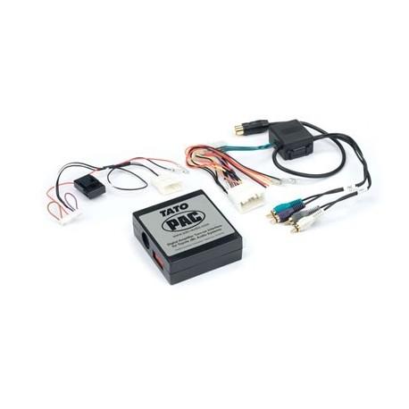 JBL Amplifier Turn-On Interface