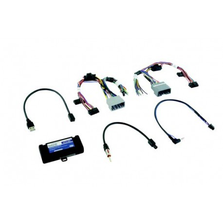 RadioPRO Advanced Interface for Chrysler, Dodge, Jeep, RAM