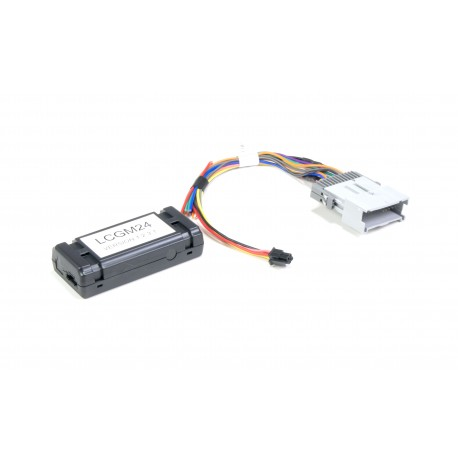 Radio Replacement Interface for Select GM Class II Vehicles without OnStar®