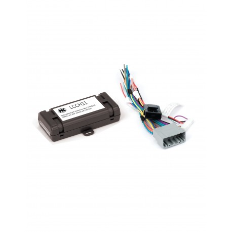 Radio Replacement Interface for Chrysler Vehicles