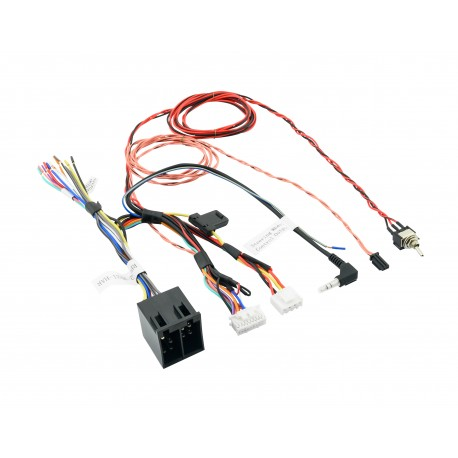 RadioPRO Harness for Mercedes with Radio Delete Option